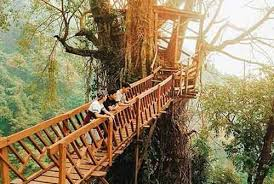 Jembatan Gantung Bogor